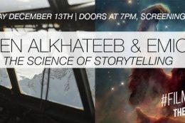 #Film&Friends Presents: Nasreen Alkhateeb & Emic Films