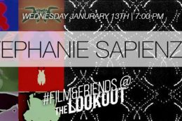 #Film&Friends Presents: Stephanie Sapienza
