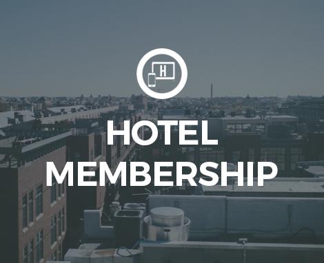 Hotel Membership Co-working DC