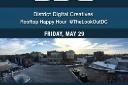 DC Creatives Rooftop Happy Hour