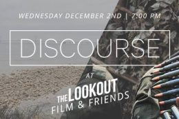 #Film&Friends Presents: Discourse
