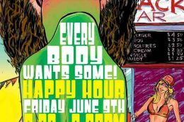 June Happy Hour!