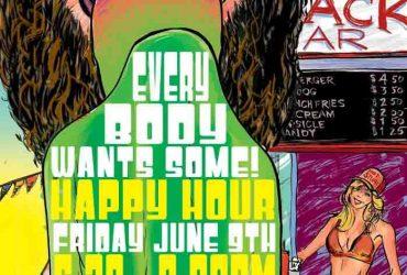June Happy Hour!