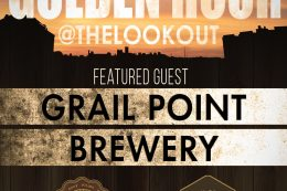 Golden Hour with Featured Guest Grail Point Brewery