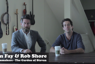 DCShorts Interviews Ian Fay & Rob Shore