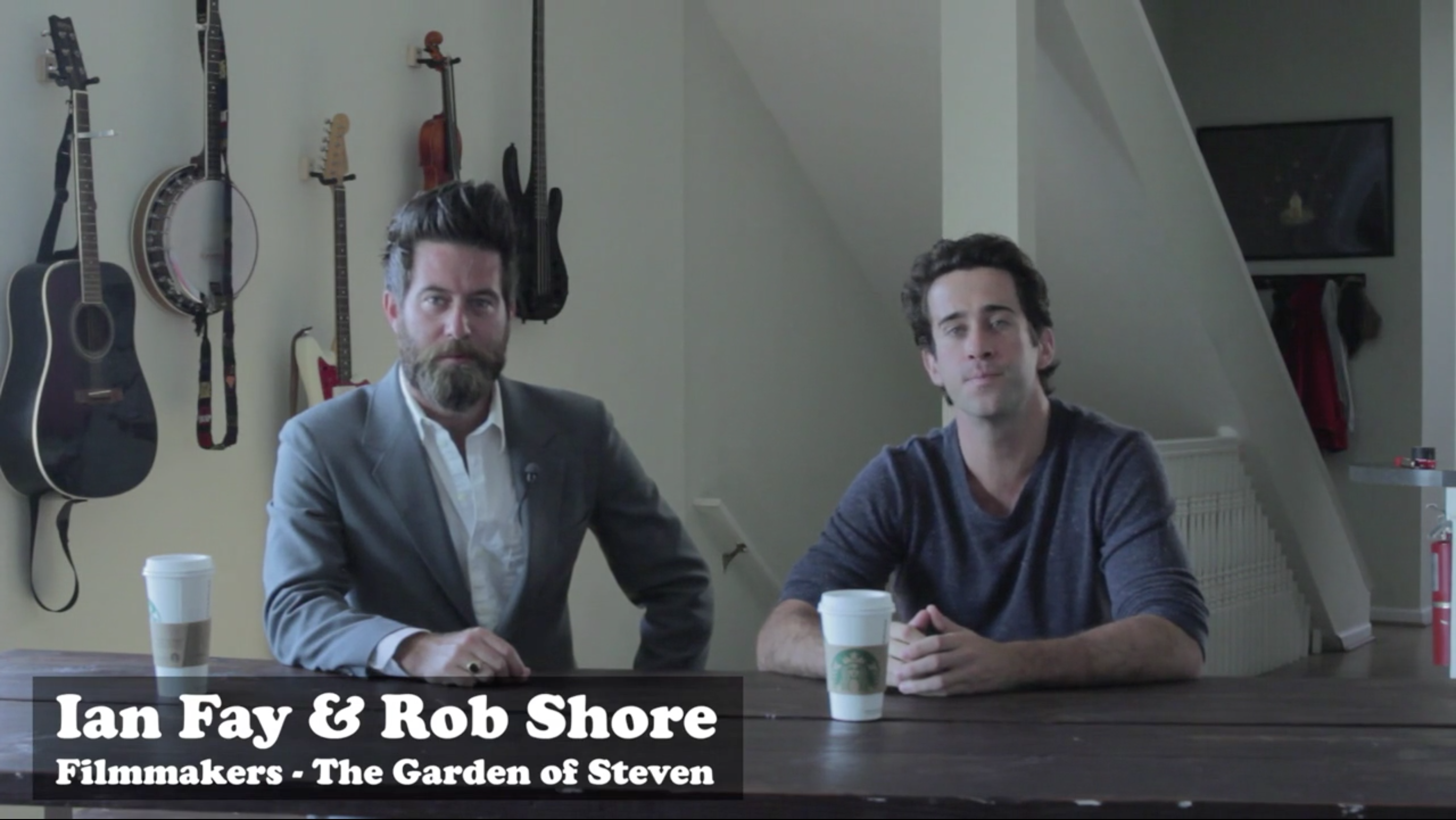 DC Shorts Interviews Ian Fay & Rob Shore